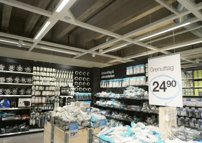 Clas Ohlson – effective customer guidance