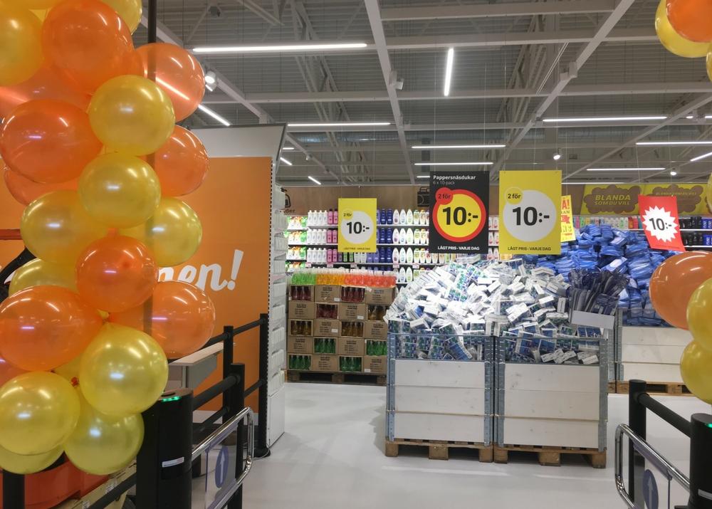 supermarket project management
