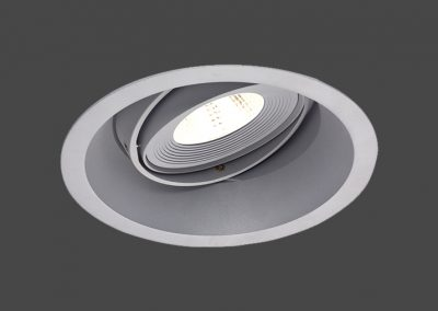 SATURN LED GRAY