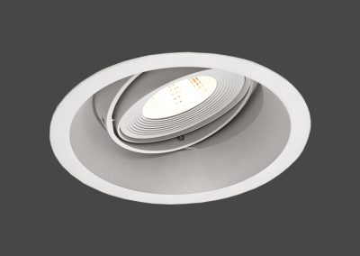 SATURN LED WHITE