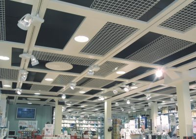 System ceiling | tego.se