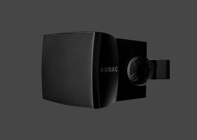 Speaker WX302/W Black