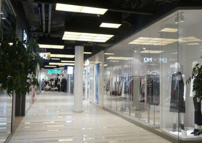 Hansagallerian – revitalizing an illustrious mall
