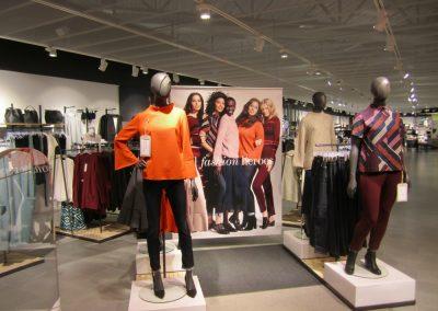 Tego Retail butikspersonalen som visual merchandiser