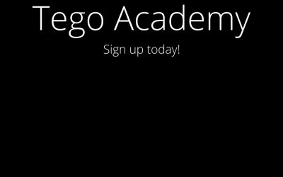 Tego Academy – Sign up for our retail courses!