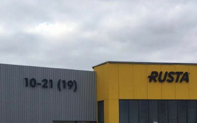 Rusta öppnar nytt i Norge!