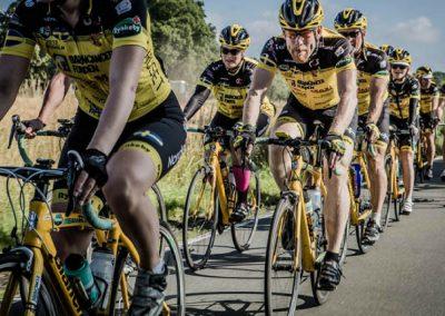 Tego sponsrar stolt Team Rynkeby
