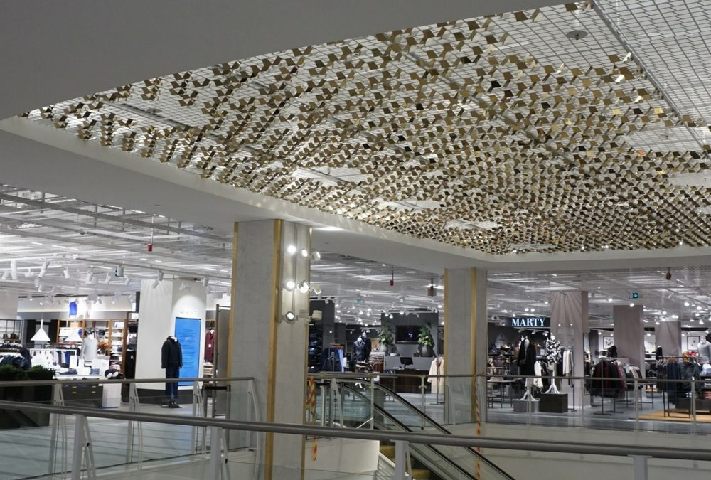HANSA department store – deliberate, refined and luxurious