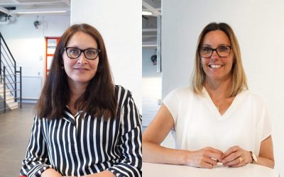 We welcome Sophie and Sandra to Tego!
