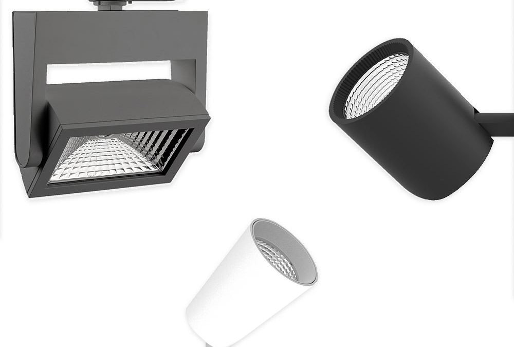 Tre nya LED Spotlights