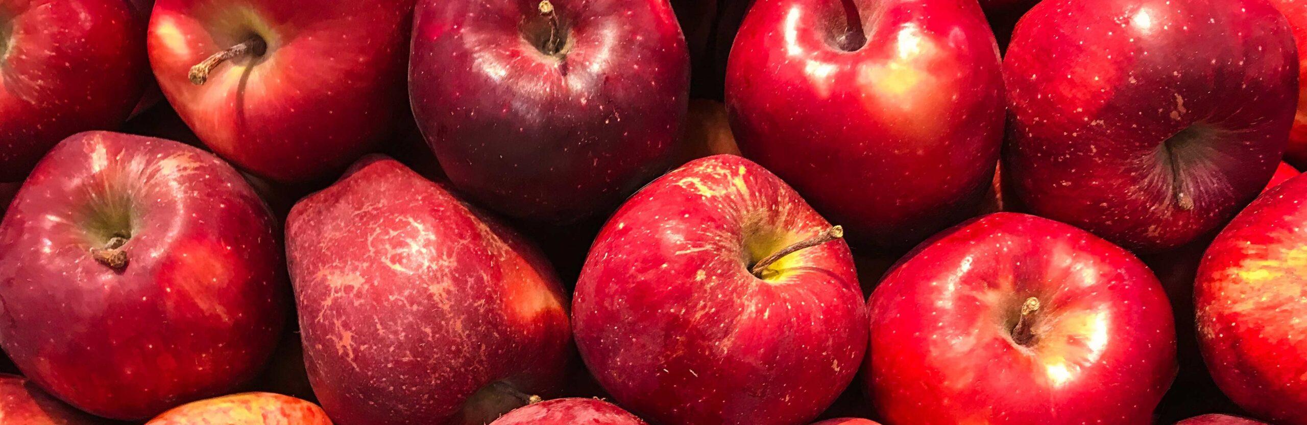 Kunskap - Röda äpplen