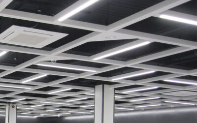 A floating ceiling – with infinite possibilities